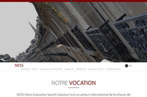 NEW EXECUTIVE SEARCH SOLUTION - NESS RECRUTEMENT