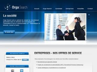 ORGA SEARCH