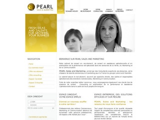 PEARL SALES AND MARKETING