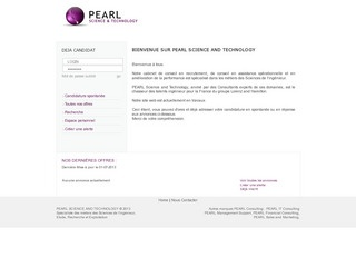 PEARL SCIENCE AND TECHNOLOGY