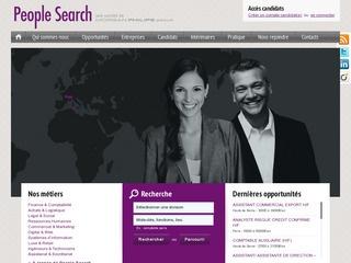 PEOPLE SEARCH INTERNATIONAL