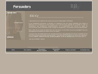 PERSUADERS RH