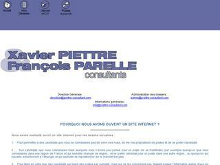 PIETTRE & PARELLE CONSULTANT
