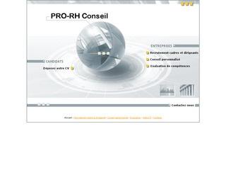 PRO-RH CONSEIL