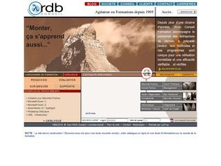RDB CONSEIL ET FORMATION