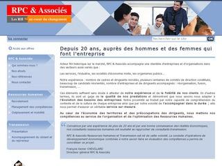 RPC & ASSOCIES - PARIS