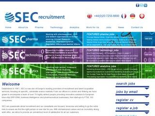 SEC RECRUITMENT INTERNATIONAL