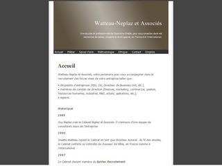 WATTEAU - NEPLAZ & ASSOCIES