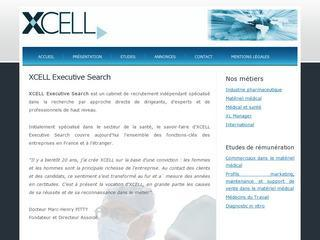 XCELL EXECUTIVE SEARCH